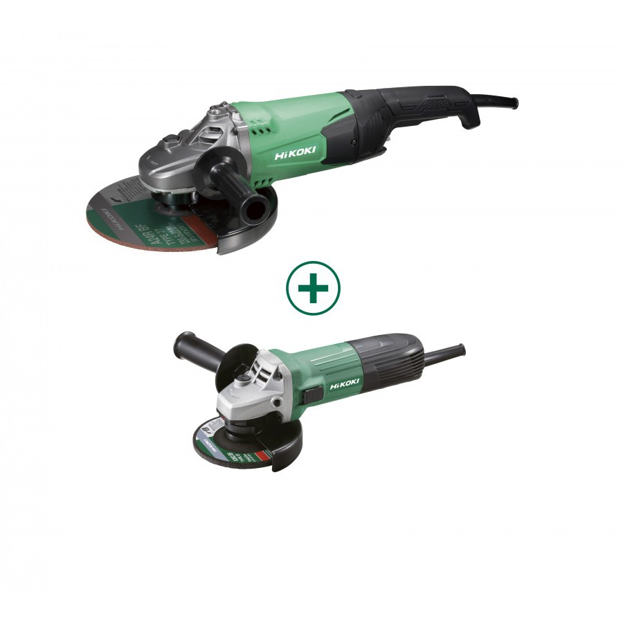 Pack Amoladora G23STWE+ Mini-amoladora G12STA